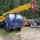 Автокран МАЗ 5334 — 700 000 руб.